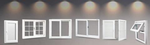 تولید کننده انواع درب و پنجره آلومینیومی