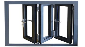 تولید انواع درب و پنجره آلومینیومی